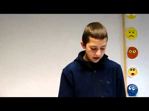 Middle School Social Studies Speech Lewis and CLark Expedition Corps of Discovery Moran Middle School 12