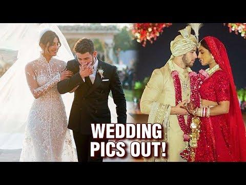 Nick Jonas Priyanka Chopra Wedding Pictures Out