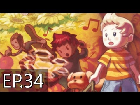 Mother 3 Ep.34 - The Truth Comes Out