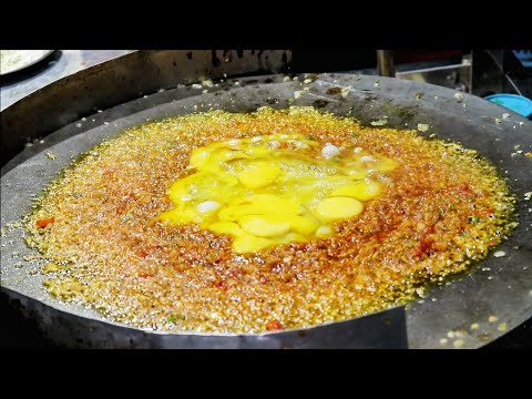 Mouthwatering Egg Pulao/Anda Pulao Ever | Fried Rice Street Food | Egg Street Food