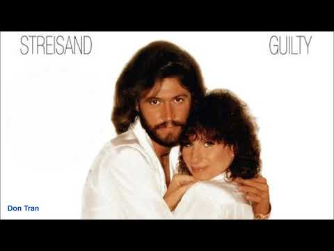 Barbra Streisand - Guilty Full Album Ft Bee Gees - Barry Gibb