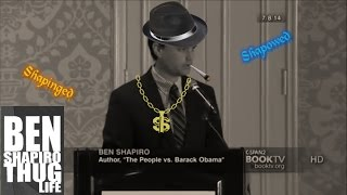 ben shapiro thug life morality