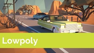Lowpoly [Tutorial]