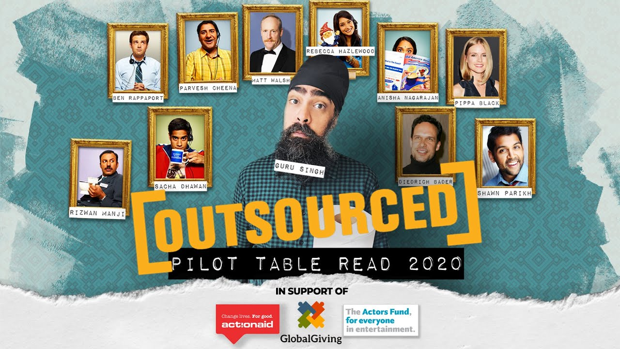 Download Outsourced - Pilot Table Read 2020