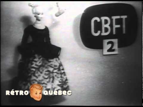 Indicatif DOUBLE - CBMT-6 et CBFT-2 - 1957