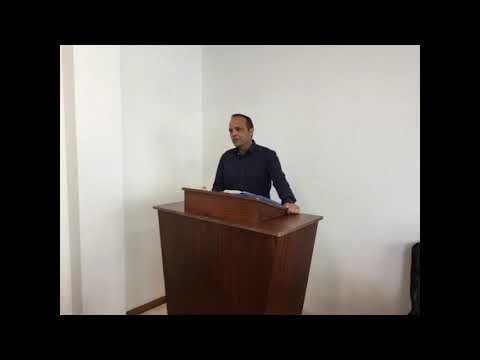 Inauguração das novas instalações da Igreja em Oleiros - Fernando Quental - 17MAR19