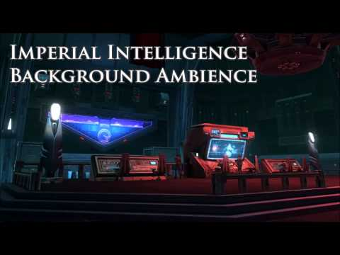 Star Wars - Imperial Intelligence Headquarters Ambience