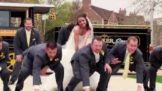 Travis + Abbey   West Lafayette   Wedding Video Highlights   Indianapolis Videographer