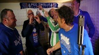 De gewone jongens - PEC Zwolle, Pee Eee Cee Olé !