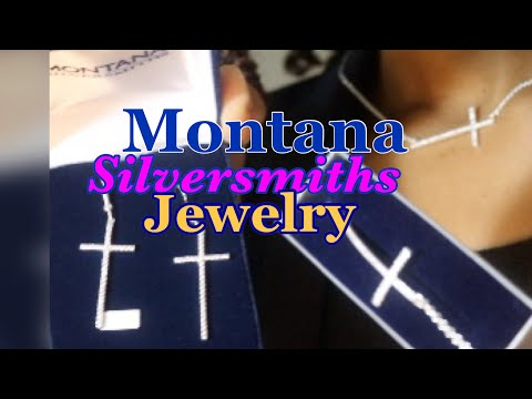 Montana Silversmiths Jewelry Straight Path