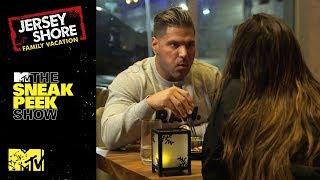 Ronnie & Jen Share A Tense Dinner | The Sneak Peek Show | MTV