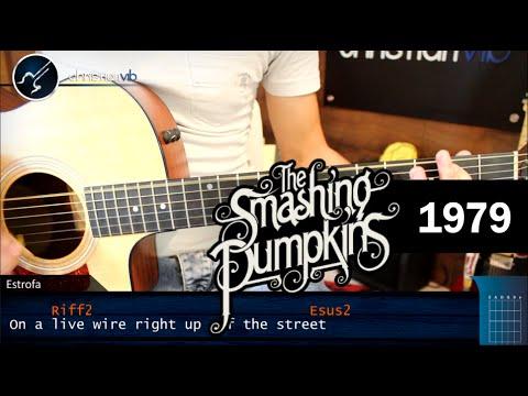 Como tocar 1979 Smashing Pumpkins En Guitarra Acustica Tutorial Christianvib