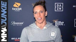 Bellator 224: Julia Budd full pre-fight interview