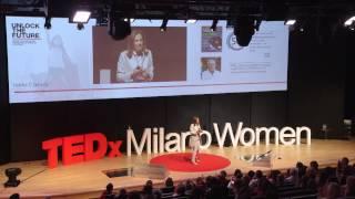 The Combative Researcher | Ilaria Capua | Tedxmilanowomen