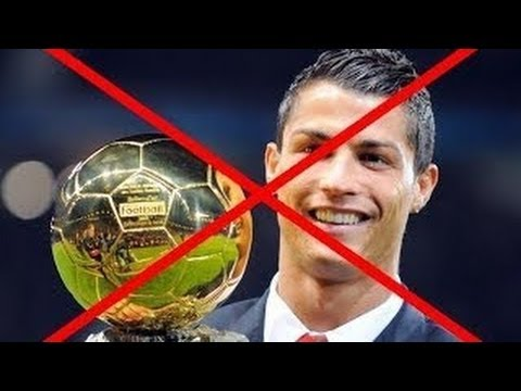 Why Cristiano Ronaldo Doesn't Deserves the Ballon D'or 2013 - Why Messi & Ribery Deserve it More!