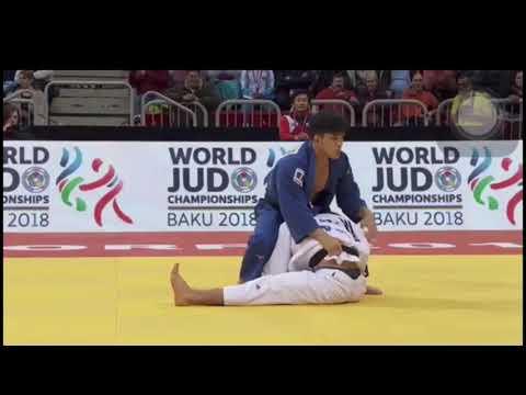 Heydarov vs Ono Grand Slam Düsseldorf 2018