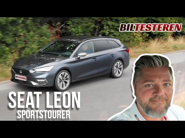 Vælg Leon som stationcar! Seat Leon Sportstourer (test)