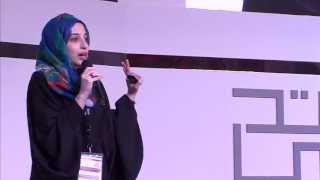 Education spring | Aya Al Oballi | TEDxRiyadh
