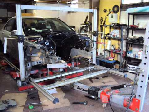 Mercedes Car Crash Repairs, Crash Repairs