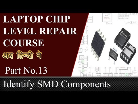 How to Identify SMD Components on Motherboard and Schematics