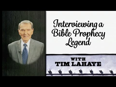 Interview of Tim LaHaye