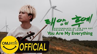 Gummy - You Are My Everything (Descendants of the Sun OST) VIOLIN COVER