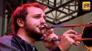 Американский джаз-бэнд Jonah Levine Collective в Минске