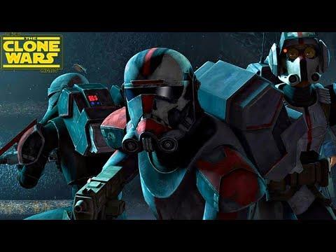 """CLONE WARS IS BACK!!!! BEST Star Wars In YEARS! - Clone Wars Season 7 """"Bad Batch"""" FULL Breakdown"""