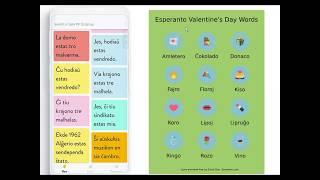 Corso di esperanto per italofoni. Lezione 1 (parte 2). 07/04/2020.