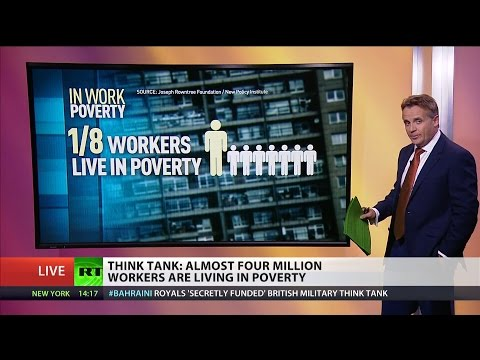"""""""Tory policies are driving more people into poverty"""""""