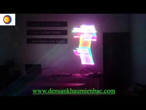 Đèn laser 3d dành cho phòng hát karaoke