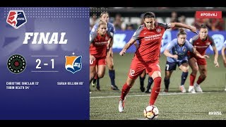 Highlights: Portland Thorns FC vs. Sky Blue FC | August 22, 2018