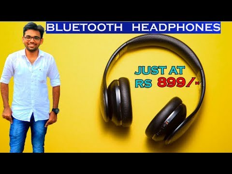 BLUETOOTH HEADPHONES UNDER 1000 - BOAT ROCKERZ UNBOXING AND REVIEW IN TAMIL