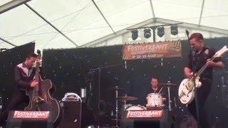 THE PEACOCKS - TRIPLE DYNAMITE AU FESTIVERBANT FESTIVAL (2015?