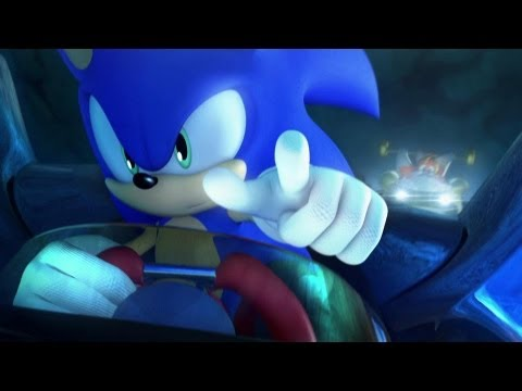 Sonic & All-Stars Racing Transformed Official Trailer 2