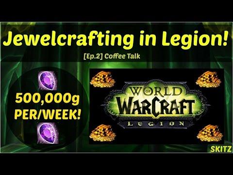 Wow Legion Jewel Crafting Guide