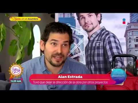 ¿Por Qué Alan Estrada Dejará La Dirección De 'Hoy No Me Puedo Levantar'? | Sale El Sol