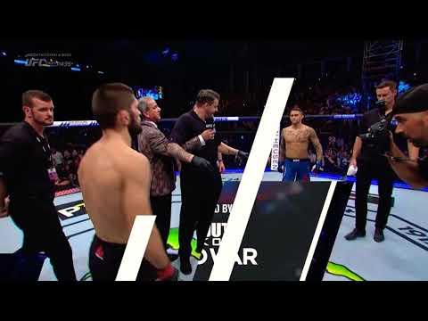 Хабиб Нурмагомедов - Дастин Порье. UFC 242 Khabib Nurmagomedov Vs Dustin Poirier
