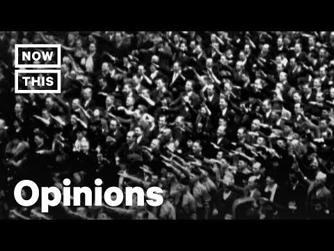 Fox News' Nazi Hypocrisy Exposed | Opinions | NowThis