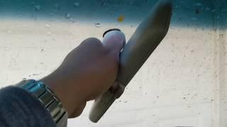 VW Eurovan reattaching rearview mirror