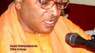 Ramkrishna Mission Kanpur, Aarti and Ram Naam, Gopal Chatterjee on Tabla