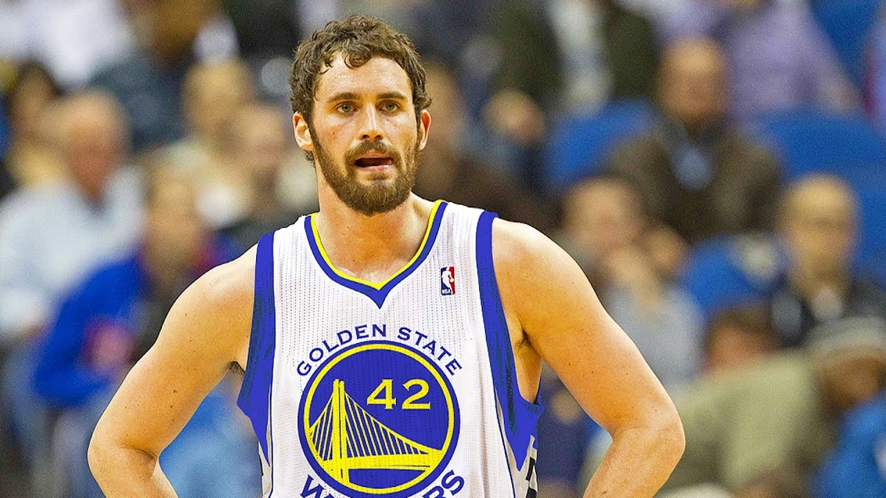 Kevin Love trade to Golden State Warriors, Joining Klay Thompson? - YouTube