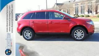 2011 Ford Edge Smithfield NC Selma, NC #SA7006A - SOLD