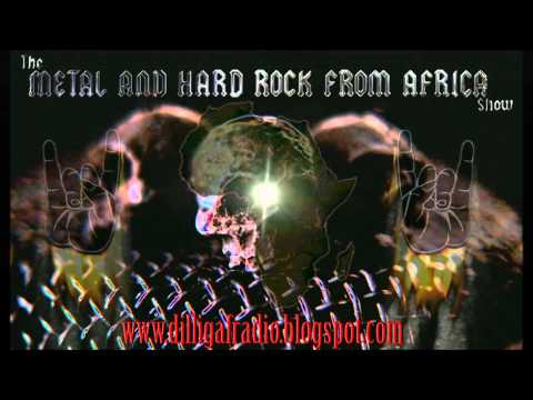 The Metal & Hard Rock From Africa Show Episode 12 Part 3 Africans Abroad