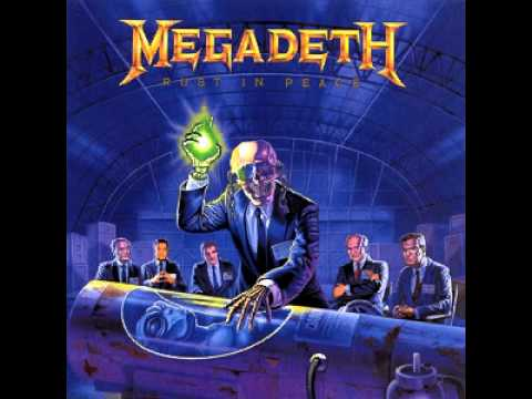 Megadeth - Tornado of Souls [noobish remaster with louder bass guitar]