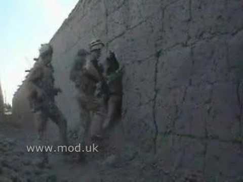Op ACHILLES - ISAF troops launch major Afghan offensive