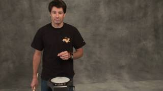 V-Drums Lesson 48: Johnny Rabb - Single Paradiddle: Auto Up/Down
