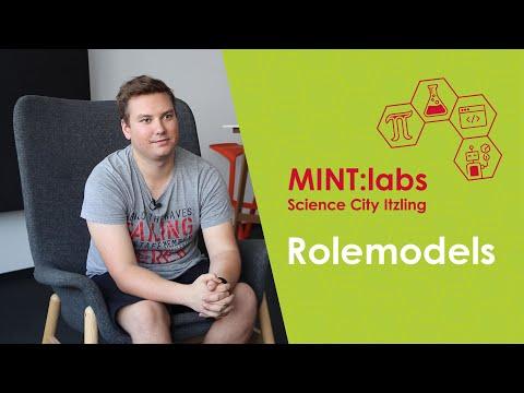 MINT:labs Science City Itzling - Role Model Video - Fabian Gold