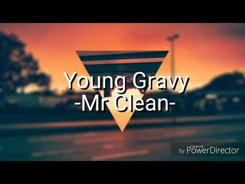 Lyric Video- Mr Clean by Yung Gravy