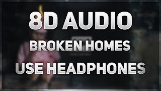 Nafe Smallz x M Huncho x Gunna - Broken Homes | 8D AUDIO
